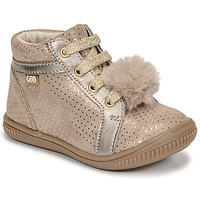 Shoes Girl Hi top trainers GBB ISAURE Beige