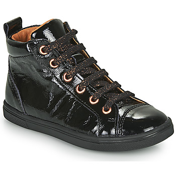 Shoes Girl Hi top trainers GBB INNA Black