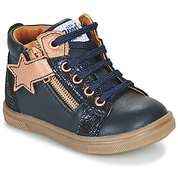 Shoes Girl Hi top trainers GBB VALA VTE MARINE DPF/TRILLY
