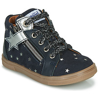 Shoes Girl Hi top trainers GBB VALA Blue