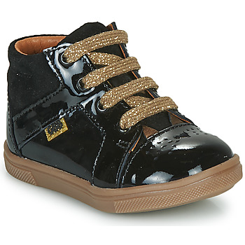 Shoes Girl Hi top trainers GBB THEANA Black