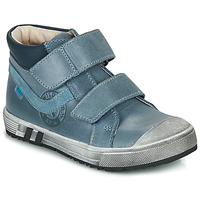 Shoes Boy Hi top trainers GBB OMALLO Blue