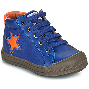 Shoes Boy Hi top trainers GBB KASSIO Blue