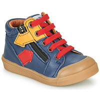 Shoes Boy Hi top trainers GBB IONNIS Blue