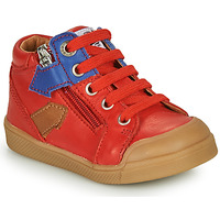 Shoes Boy Hi top trainers GBB IONNIS Red