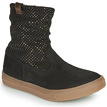 Shoes Girl High boots GBB KINGA Black