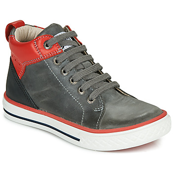 Shoes Boy Hi top trainers GBB MERINO Grey