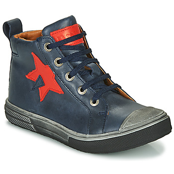 Shoes Boy Hi top trainers GBB OCALIAN Blue