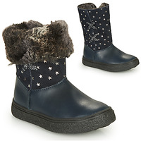 Shoes Girl High boots GBB OLINETTE Blue