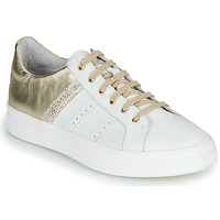 Shoes Girl Low top trainers GBB DANINA White / Gold