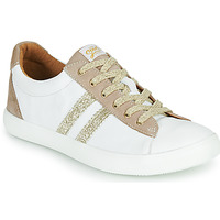 Shoes Girl Low top trainers GBB MAPLUE White