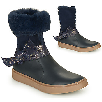 Shoes Girl High boots GBB EVELINA Blue