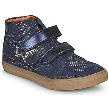 Shoes Girl Hi top trainers GBB MAYMA Blue