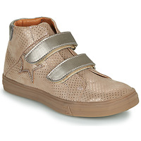 Shoes Girl Hi top trainers GBB MAYMA Beige