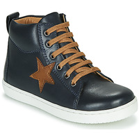 Shoes Boy Hi top trainers GBB KANY Marine