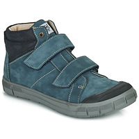 Shoes Boy Hi top trainers GBB HENI Blue