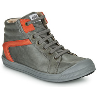 Shoes Boy Hi top trainers GBB IWEN Grey
