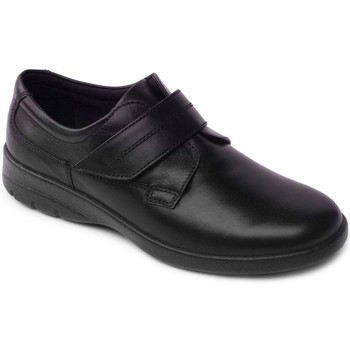 Shoes Men Derby Shoes Padders Air Mens Riptape Shoes black