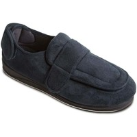 Shoes Men Slippers Padders Wrap Mens Full Slippers blue