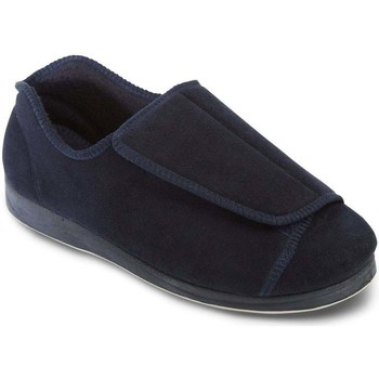 Shoes Men Slippers Padders Peter Mens Full Slippers blue