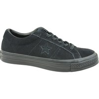 Shoes Men Low top trainers Converse One Star OX Black