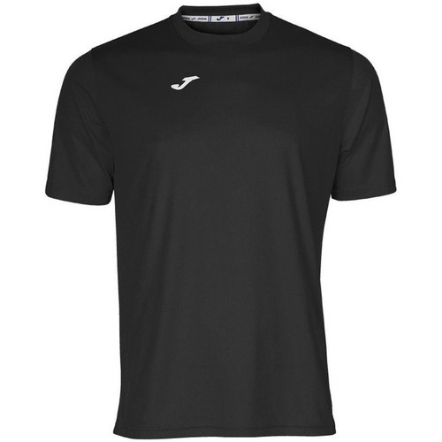 Clothing Men short-sleeved t-shirts Joma Combi Black