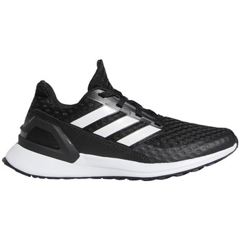 Shoes Children Running shoes adidas Originals Rapidarun Black