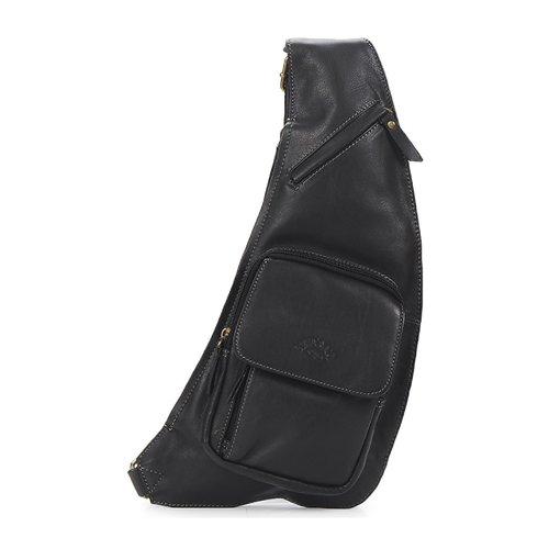 Bags Men Messenger bags Katana ELINA Black