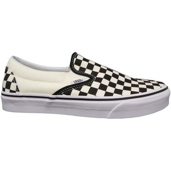 Shoes Slip-ons Vans UA Classic Slip On Checkerbrd black