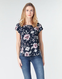 Clothing Women Tops / Blouses Only ONLVIC Marine