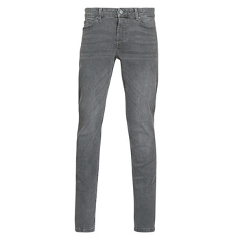 Clothing Men Slim jeans Only & Sons ONSLOOM Grey