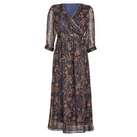 Clothing Women Long Dresses Vero Moda VMGLAMMY Marine