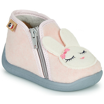 Shoes Girl Slippers GBB CORI Pink