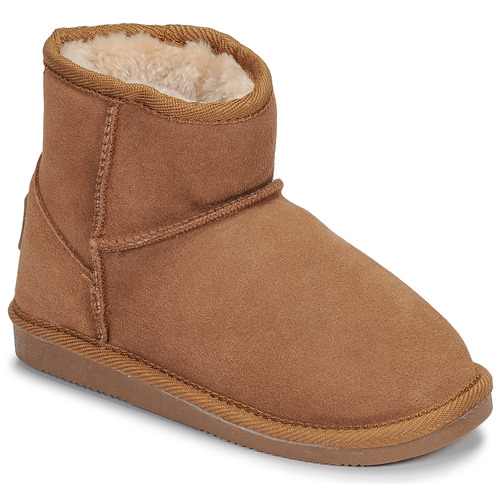 Shoes Girl Mid boots Les Tropéziennes par M Belarbi FLOCON Camel