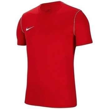 Clothing Men short-sleeved t-shirts Nike Park 20 Red