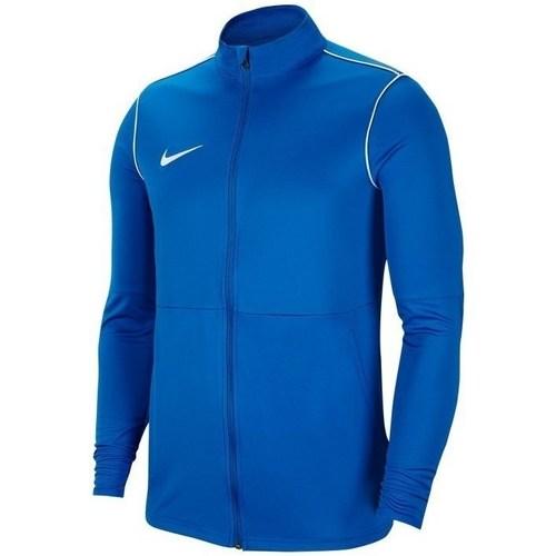 Clothing Boy Track tops Nike JR Dry Park 20 Blue
