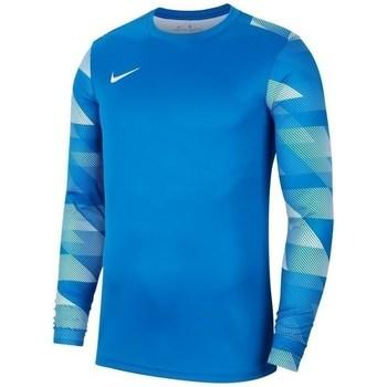 Clothing Men Long sleeved tee-shirts Nike Dry Park IV Blue