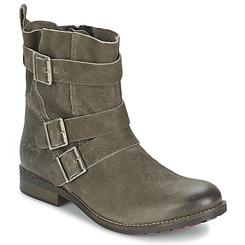 Shoes Women Mid boots S.Oliver BEXUNE Brown