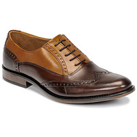 Shoes Men Brogues André BIBRIDGE Brown