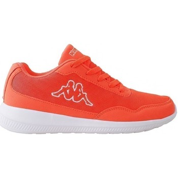 Shoes Women Low top trainers Kappa Follow Orange