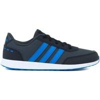 Shoes Boy Low top trainers adidas Originals VS Switch 2K White,Blue,Graphite