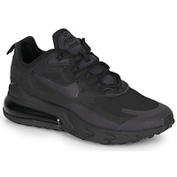 Shoes Men Low top trainers Nike AIR MAX 270 REACT Black