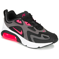 Shoes Men Low top trainers Nike AIR MAX 200 Black / Pink