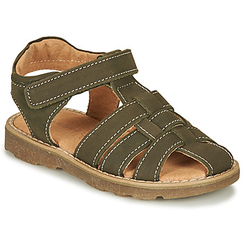 Shoes Boy Sandals André TURTLE Kaki
