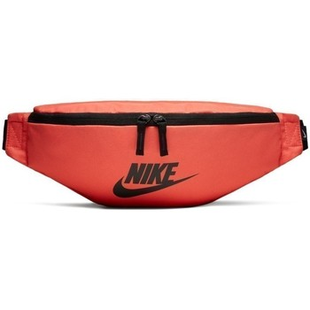 Bags Women Bumbags Nike Heritage Orange