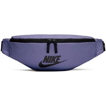 Bags Women Bumbags Nike Heritage Violet