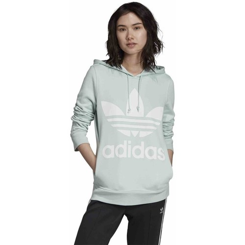 Clothing Women sweaters adidas Originals D Originals Trefoil