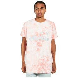 Clothing Men Short-sleeved t-shirts Ellesse T-shirt  Starezzo rose pâle/blanc