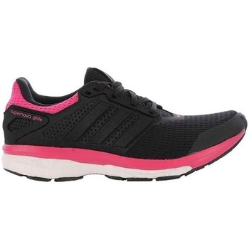 Shoes Women Low top trainers adidas Originals Supernova Glide 8 Black