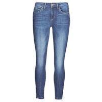 Clothing Women slim jeans Only ONLKENDELL Blue / Medium